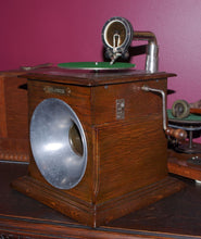 Pathé Jeunesse wind up French gramophone, made early 1910