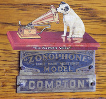 His Masters Voice/Zonophone Compton. C 1917. SOLD