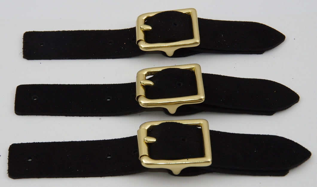 Solid Brass buckle set