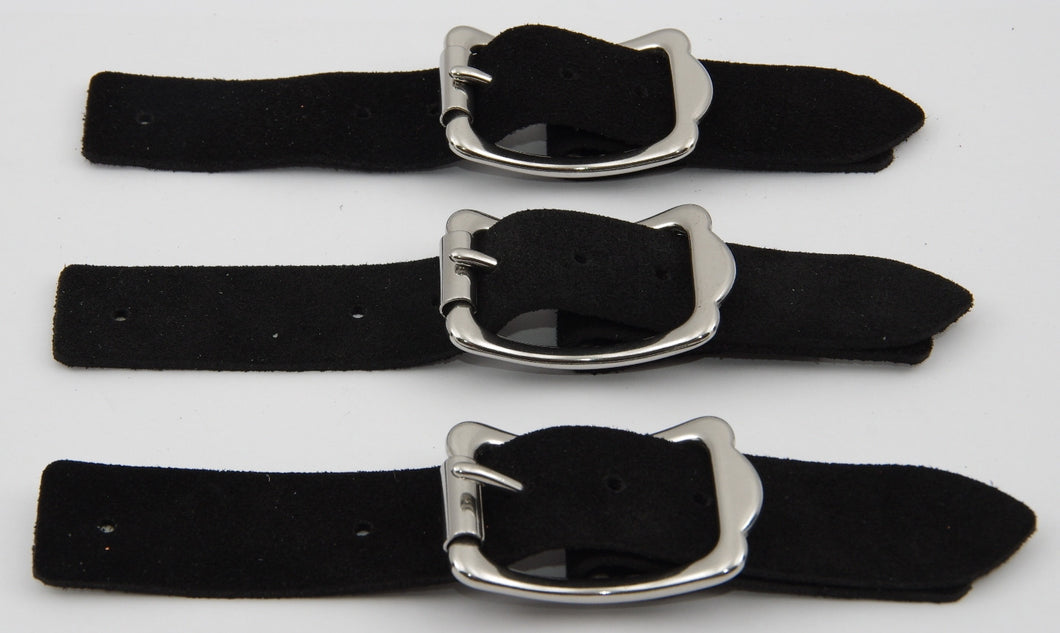 Stainless steel vest buckle sets.