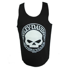 H-D HD Willie G tank