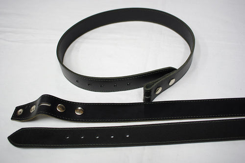 Belt, Leather belts, 38mm wide, top quality full grain leather 3.5mm to 4mm thick.