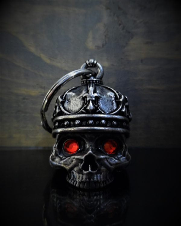 Bravo King Skull Diamond Bell.