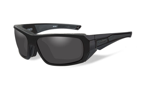 Wiley X, Enzo Matte Black Frame with Grey Lenses