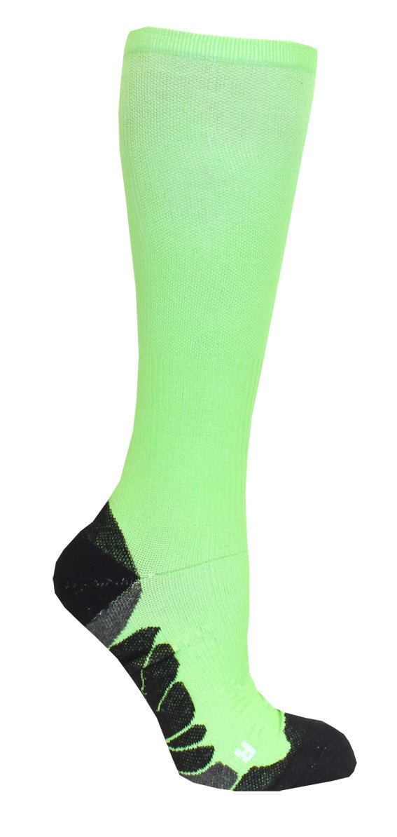366 Long Kompression C-sole Running 1-pack Green
