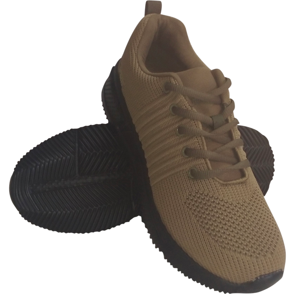 Bali sneakers Army khaki sort (FW)