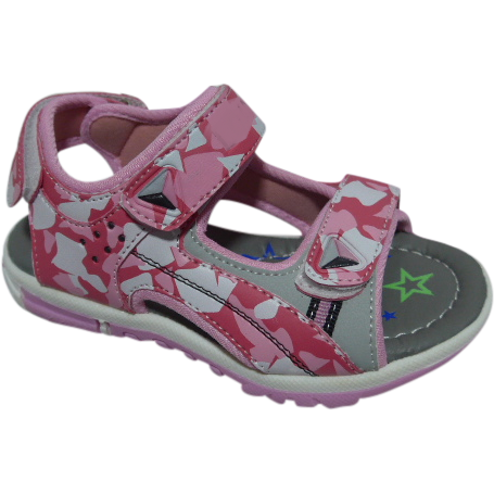 Quicklaze sandal Open toe Rosa/pink