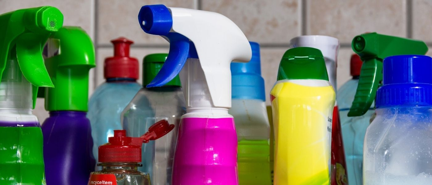 Fight germs using your own homemade DIY disinfectant