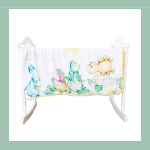 Baby Blankets and Swaddles