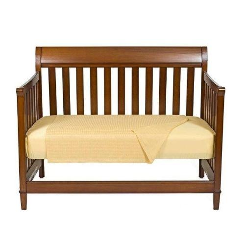 Bamboo Crib Set Butter
