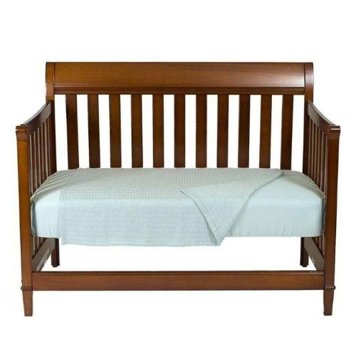 Bamboo Crib Set Sky