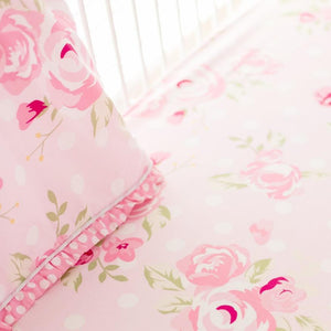 Crib Sheet and Blanket