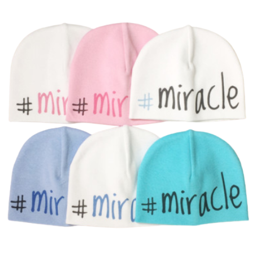 NICU Miracle Hats