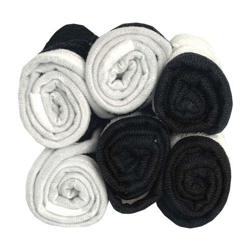 Panda Bamboo Washcloth Set
