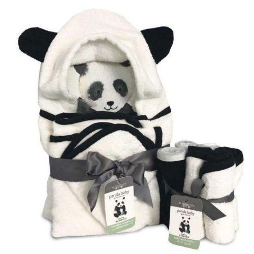 Panda Bath Essentials Set