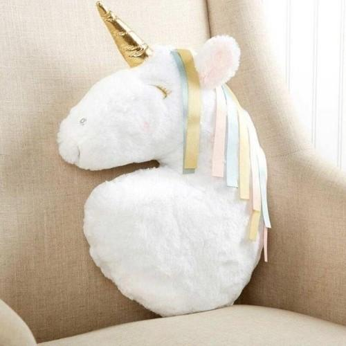 Unicorn Nursery Pillow