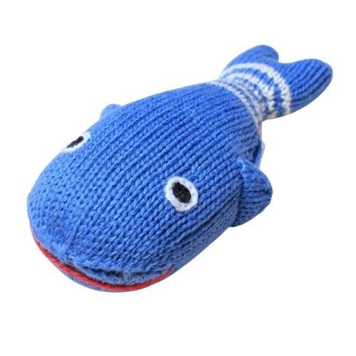 Blue Whale Rattle