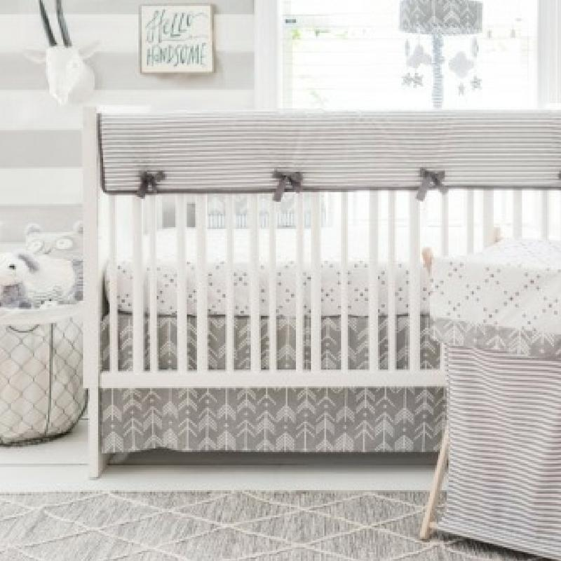 Adventurer Crib Sheets with Rail Cover