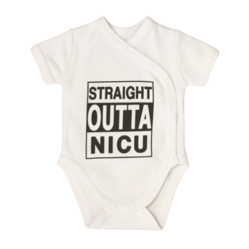 Bodysuit Straight OUTTA NICU