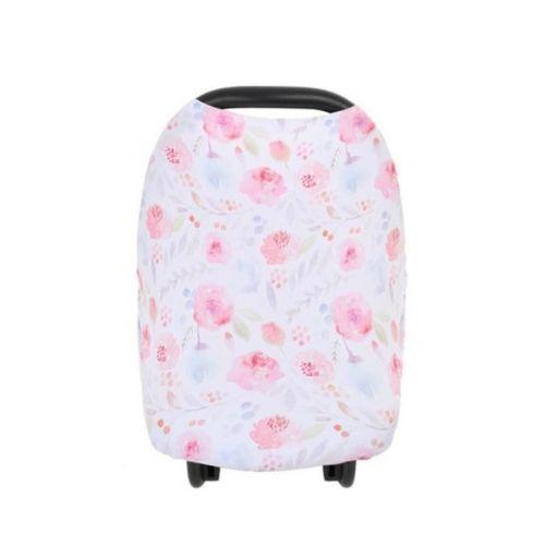 Blooming Nursing & Car Seat Cover