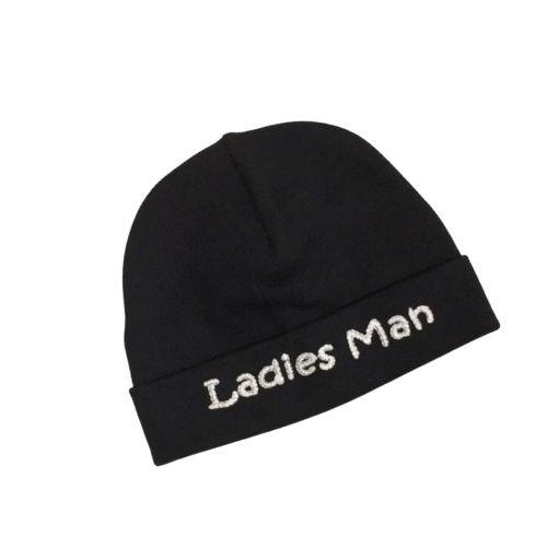 Embroidered Boys Cap