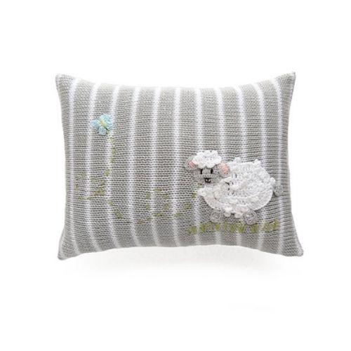 Lamb Mini Nursery Pillow