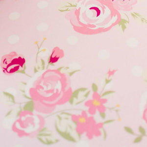 Floral Rosebud Crib Sheet