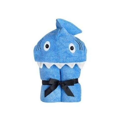 Shark Hooded Bath Towel