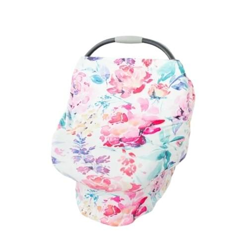 Pink Floral Multi Cover