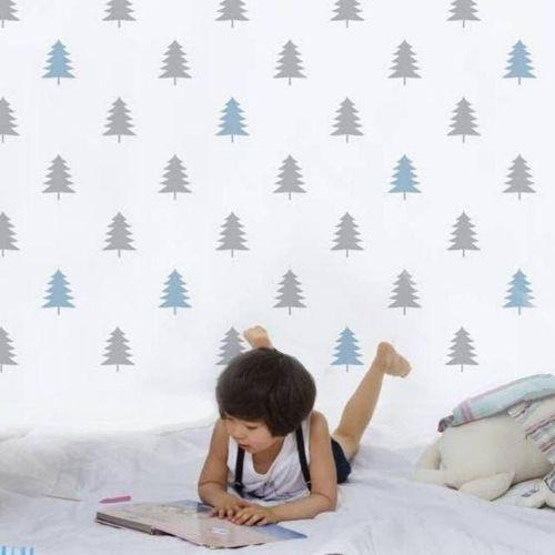Firs Wall Decal