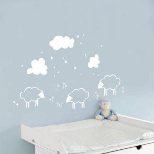 Lamb Wall Decals