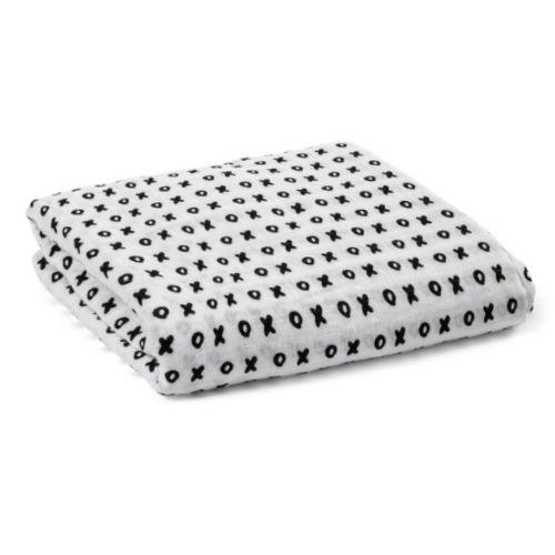 Organic Cotton Muslin XO Swaddle