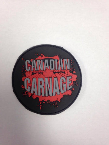 Canadian Carnage Patch