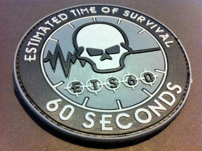 Estimated Time Of Survival 60 SECONDS