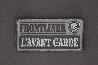 "L'AVANT GARDE,of our famous ""FRONTLINER-Collection""."