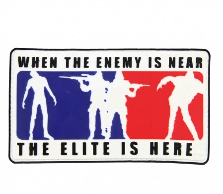 When the enemy is near, the elite is here Patch