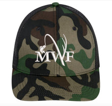 Load image into Gallery viewer, MWF Snapback Trucker Hat