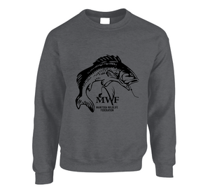 MWF Fish Logo Crewneck (Light Colours)