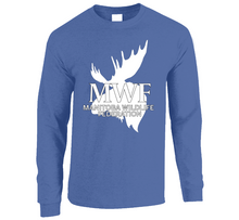 Load image into Gallery viewer, MWF Mens Moose Long Sleeve (Light Colours)
