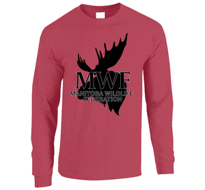 MWF Mens Moose Long Sleeve (Light Colours)