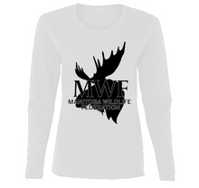 Load image into Gallery viewer, MWF Ladies Moose Long Sleeve (Light Colours)