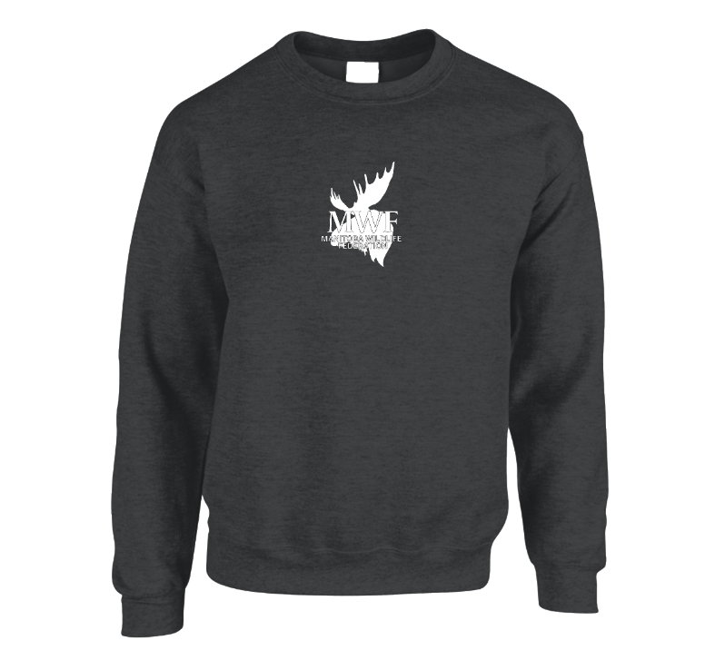 MWF Moose Logo Crewneck (Dark Colours)
