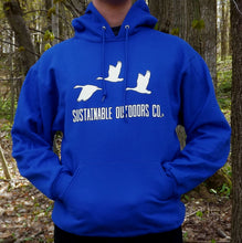 Load image into Gallery viewer, SOC Royal Blue Hoodie