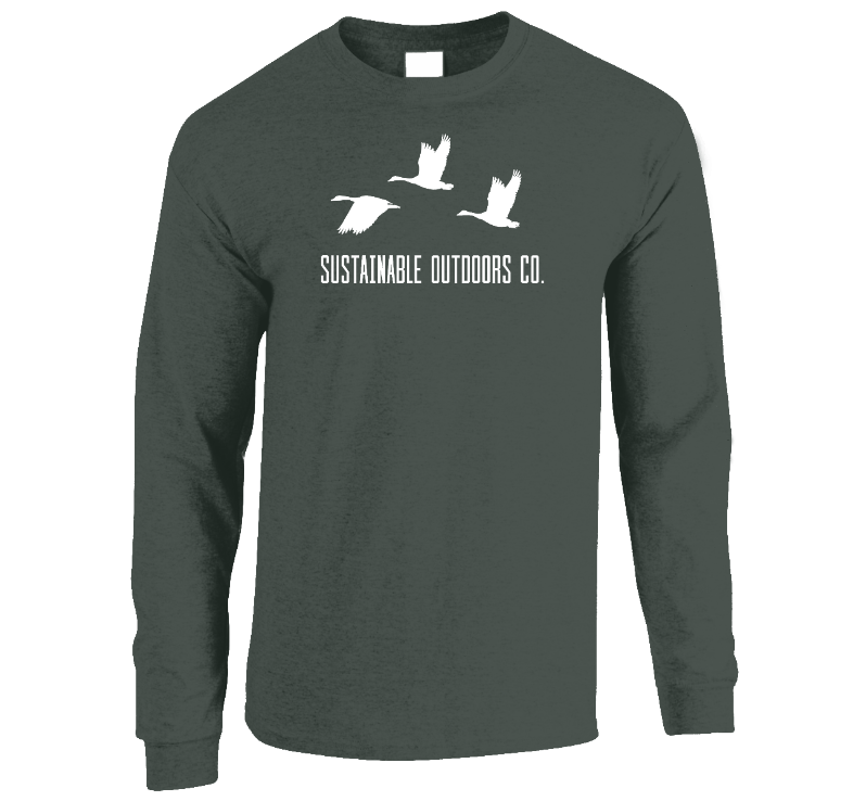 SOC Long Sleeve (Green)