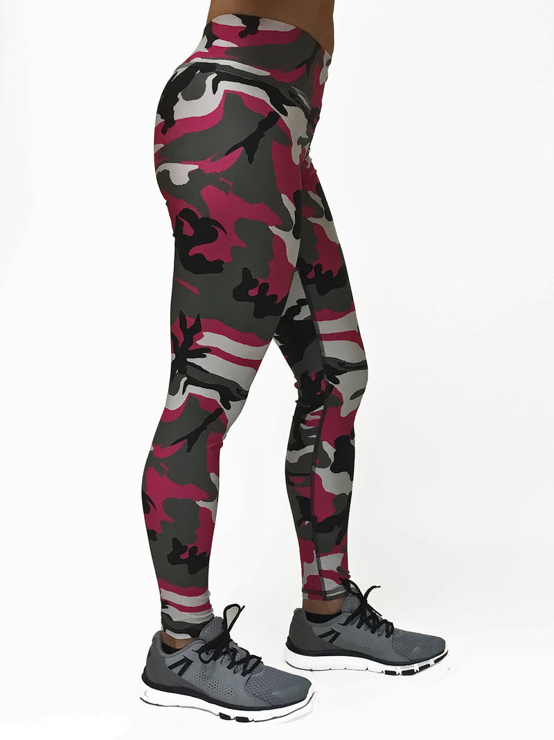 Leggitz Camo - Wide band Capri