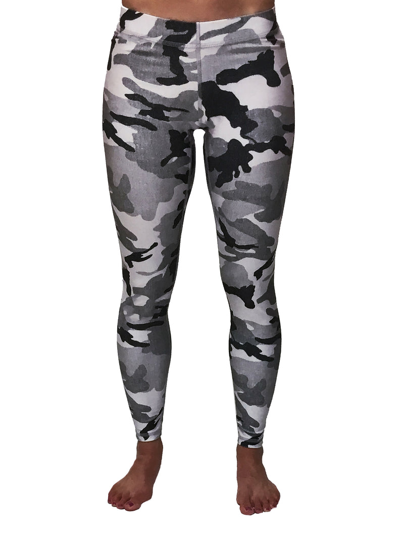 Heather Grey Camo