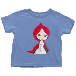 Little Red Riding Hood With No Scary Wolf By Katinkabelle includes s+h