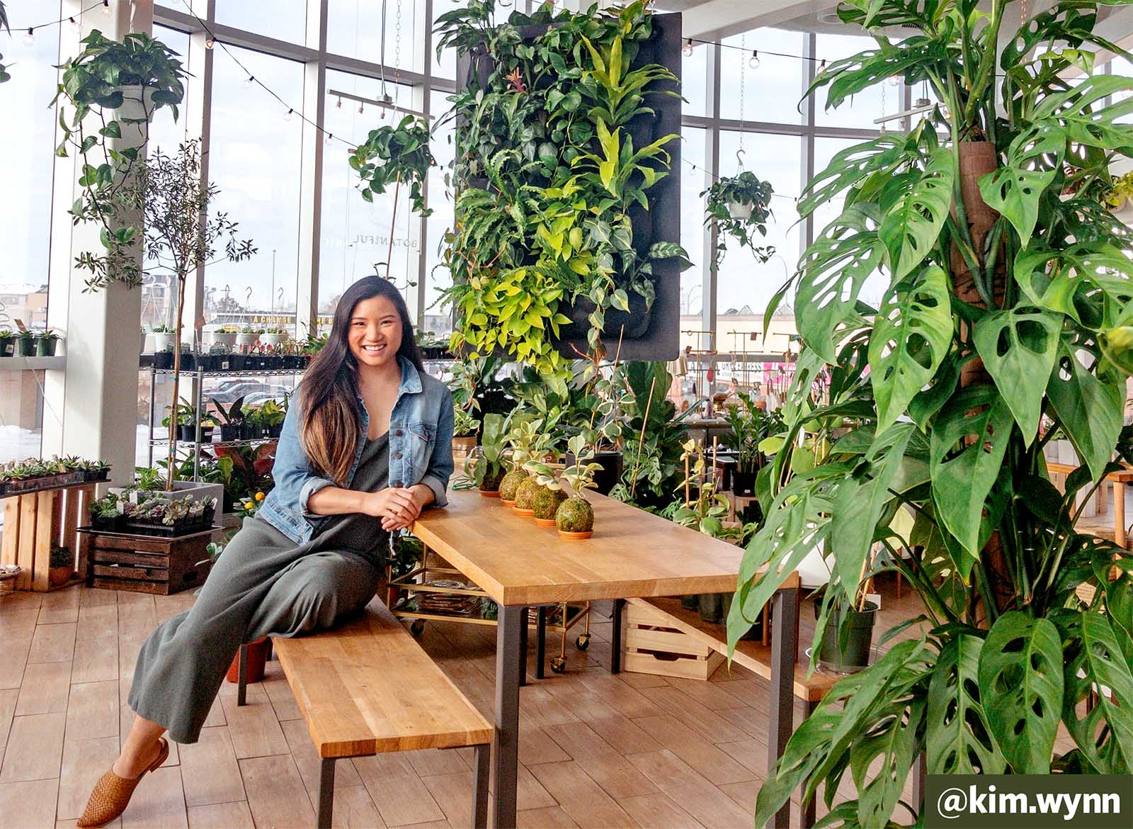 Q&A: Balancing Style and Greenery in Design with @kim.wynn
