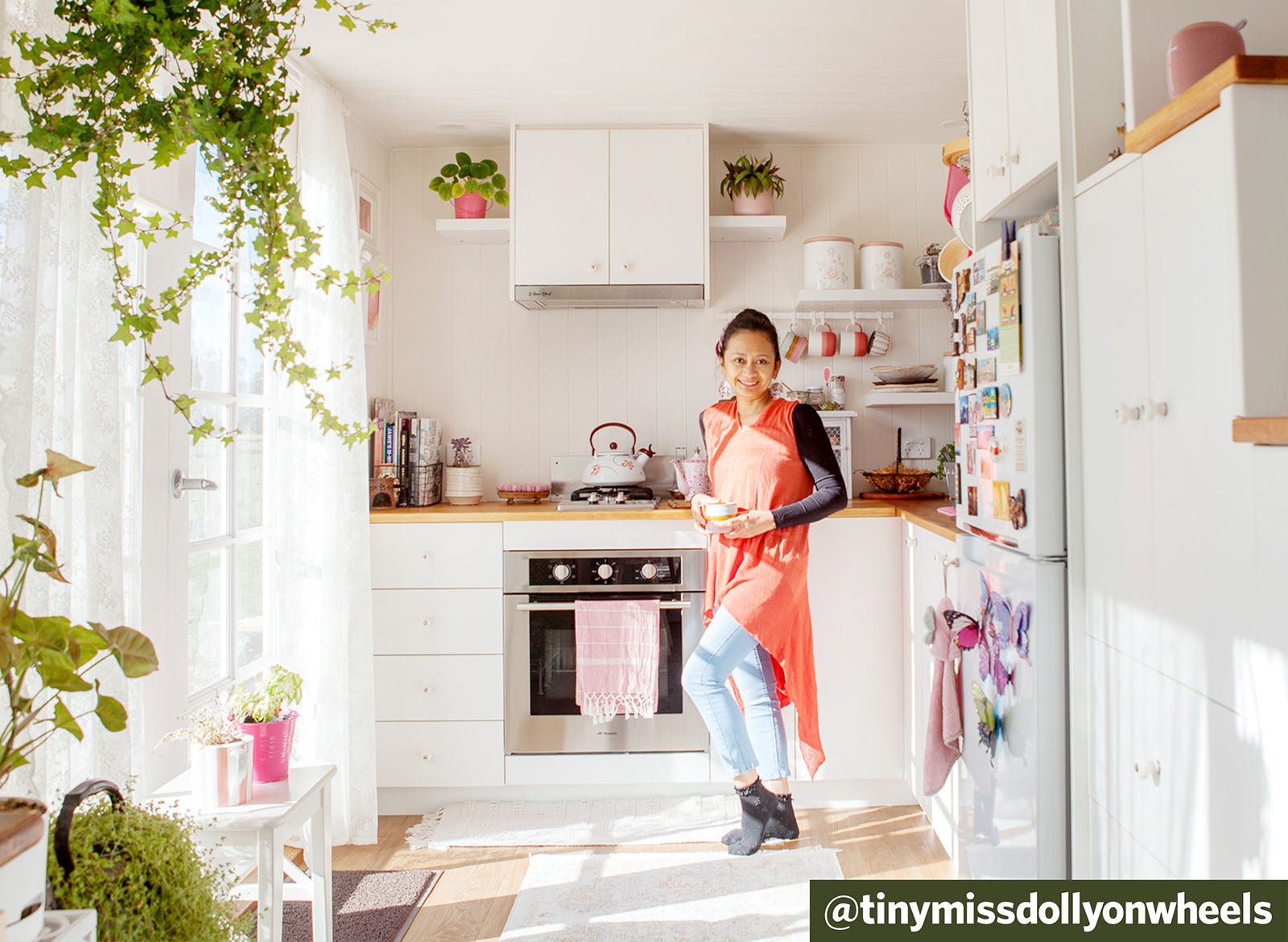 Q&A: Plants in a Tiny House with @tinymissdollyonwheels
