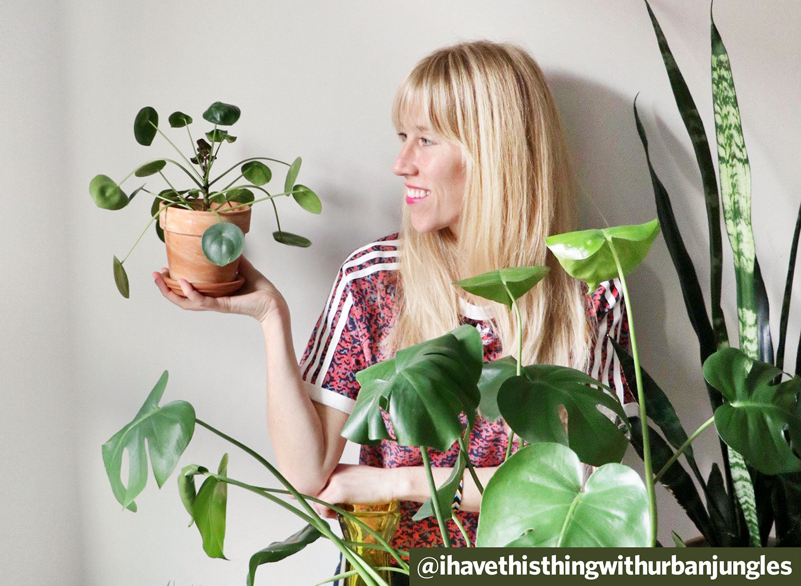 Q&A: Connecting With Nature & Ourselves Through Plants with @ihavethisthingwithurbanjungles